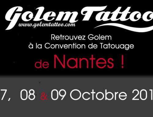Retrouvez nous à la convention de Nantes