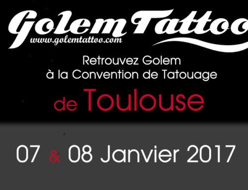 Retrouvez nous à la convention de Toulouse
