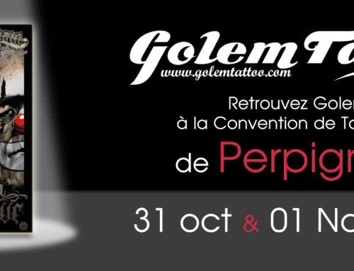 Convention Hallow'ink du 31 octobre, au 1 er novembre 2015.