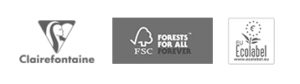 Labels FSC ECOlabel